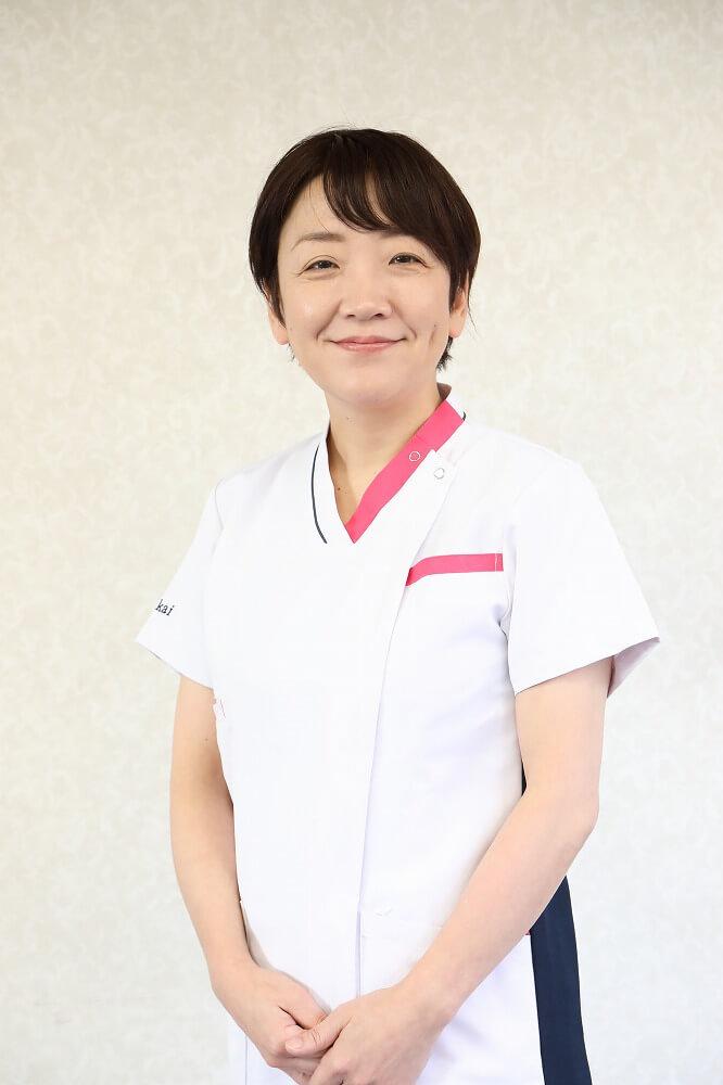 第一東和会病院看護部長 土井 佐知子