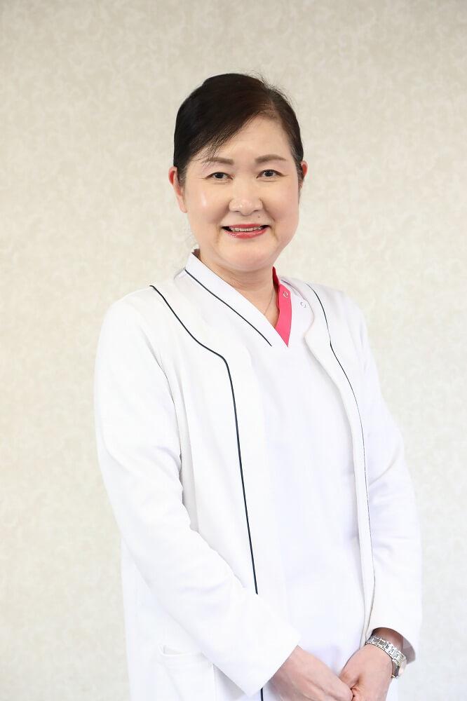 第二東和会病院看護部長 青野 裕子