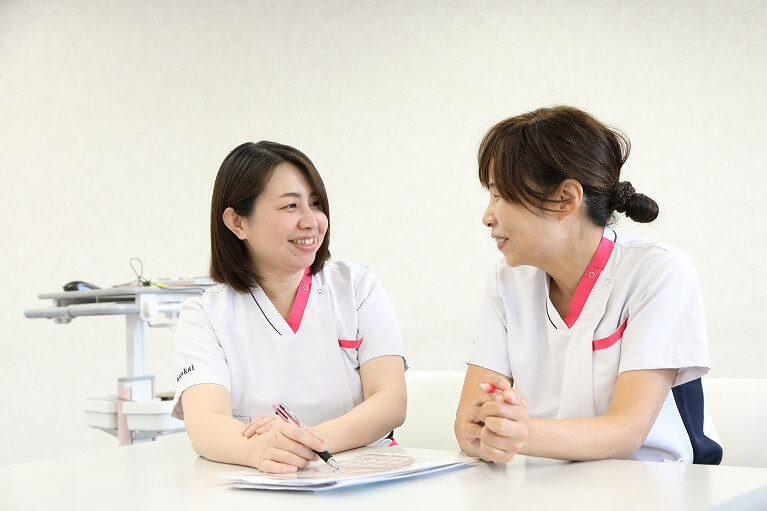 がん性疼痛看護認定看護師・緩和ケア認定看護師