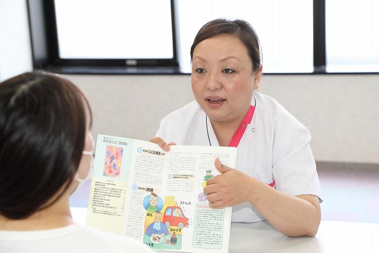 糖尿病看護認定看護師